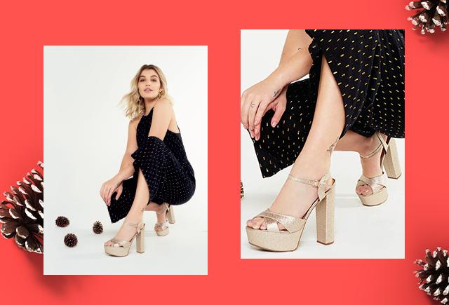 As festas de fim de ano merecem um calçado novo pra chamar de seu. Não perca! Novidades femininas a partir de R$ 59,99 pra você aproveitar.